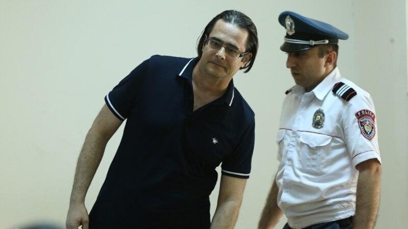 Դատարանը մերժեց Անդրիաս Ղուկասյանին գրավի դիմաց ազատ արձակելու միջնորդությունը