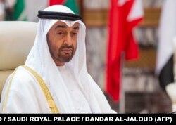 Фактический правитель ОАЭ, наследный принц Мухаммад ибн Заид Аль Нахайян