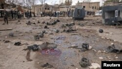 По нападите во Алепо