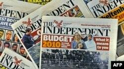 "Stara izdanja ""Independenta"""