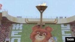 Олимпиада в Москве запомнилась и блистательным отсутствием западных спортсменов