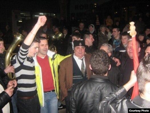 Mitar Vasiljević, kojeg je Haški tribunal osudio na 15 godina zatvora zbog ratnog zločina u Višegradu, pušten je na slobodu nakon dvije trećine izdržane kazne u martu 2010., Foto: visegrad24.info