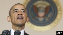 АҚШ Президенти Барак Обама