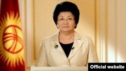 Роза Отунбаева.