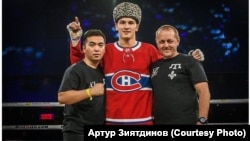 Боксер Артур Зіятдінов