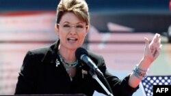 Ish Guvernatorja e Alaskës, Sarah Palin (ARKIV)