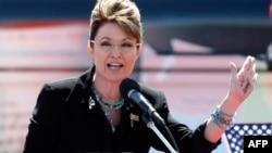 سارا پیلین، از چهرههای شناخته شده محافظهکار در آمریکا