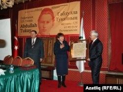 Римма Ратниковага IRCICA бүләге тапшырыла