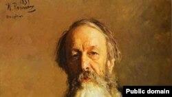 Владимир Васильевич Стасов (1824—1906); портрет работы И. Е. Репина