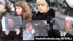 Під МВС закликають покарати винних у жорстокому розгоні Євромайдану