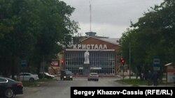 Сухой Лог, Октябрьская улица и Театральная площадь