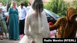 Свадьба в Чечне
