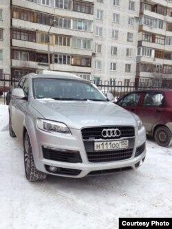 """Ауди"" судьи"