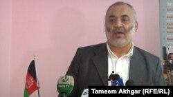 محمد اسلم سیاس معاون ادارۀ عالی مبارزه با حوادث