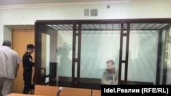 Герман Дьяконов в суде, 14 сентября 2017 года