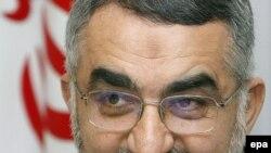 علاءالدين بروجردى، رییس کمیسیون امنیت ملی و سیاست خارجی مجلس شورای اسلامی
