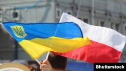 В 2014 году в Польше проходили массовые акции солидарности с Украиной. Сейчас времена изменились