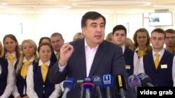 Mixail Saakashvili.