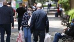 Չնայած կորոնավիրուսի տարածումը Հայաստանում շարունակվում է, փողոցներում դիմակ կրողների թիվը նկատելիորեն քիչ է