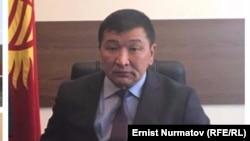 Марат Мураталиев.