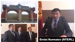 Марат Мураталиевди вице-премьер-министр, мурдагы губернатор Дайыр Кенекеев тааныштырды.