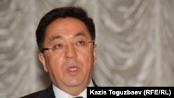 Кайрат Лама Шариф, экс-председатель агентства по делам религий, посол Казахстана в ОАЭ.