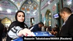 არჩევნების პროცესი ირანში