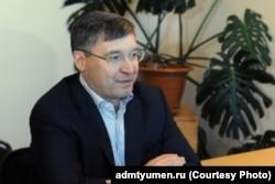 Кандидат в губернаторы Тюменской области Владимир Якушев