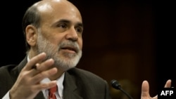 "Federal Reserve chief Ben Bernanke: ""From a technical perspective the recession is very likely over."""