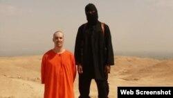 İŞİD-in yaydığı görüntülərdə amerikalı jurnalist James Wright Foley-in edam edilməsindən danışılırdı