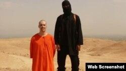 Jurnalist James Foley-in İŞİD tərəfindən edamı
