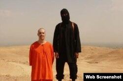 """Одним из самых громких преступлений """"Исламского государства"""" стало убийство американских журналистов Джеймса Фоули и Стивена Сотлоффа"""