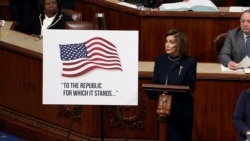 Partisan Acrimony As U.S. House Starts Trump Impeachment Debate