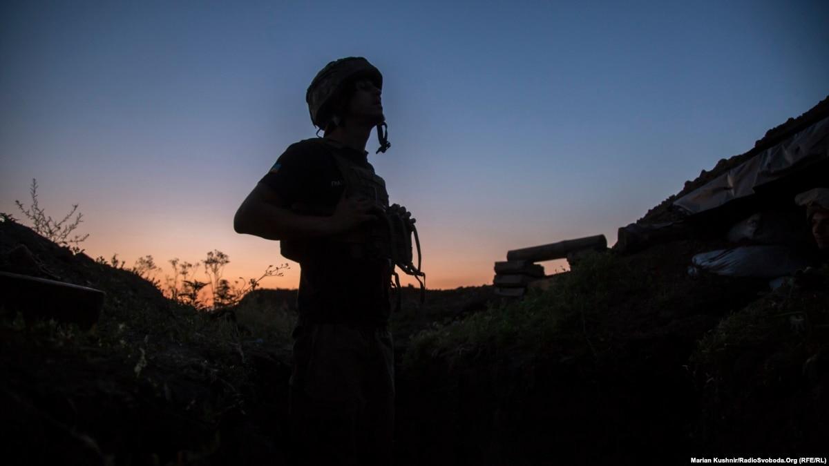 У суботу бойовики стріляли п'ять разів, втрат немає – штаб