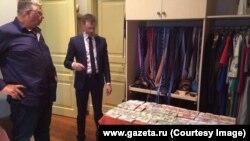 Обыск в доме бывшего главы ФТС Андрея Бельянинова