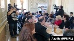 Мәскәү өлкәсе милли-мәдәни мохтарияте оештырган түгәрәк өстәл сөйләшүе