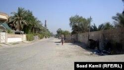 احد شوارع بغداد الخميس 26تموز