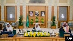 نشست کابینه دولت عربستان (عکس از آرشیو)