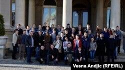 Mladi iz Sandžaka i sa juga Srbije u Beogradu