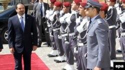 Saad Hariri-nin ötən il Beyruta səfəri