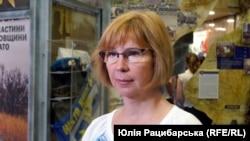 Ирина Довгань.