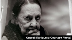 Belarus - writer Zoska Veras archive photo, undated