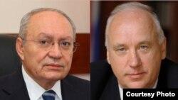 Աղվան Հովսեփյան, Ալեքսանդր Բաստրիկին