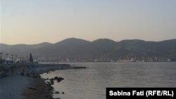 Novorossisk, Rusia 2016: portul