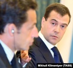 Договор о прекращении огня был достигнут 12 августа 2008-го между президентами Франции Николя Саркози и РФ Дмитрием Медведевым