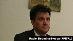 директорот на Царинската управа на Македонија Ванчо Каргов
