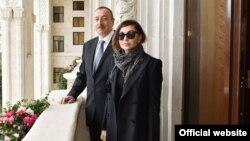 İ.Əliyev və M.Əliyeva
