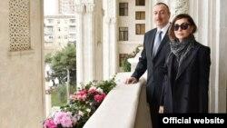 İlham Əliyev və Mehriban Əliyeva, 10fev2017.
