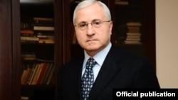 Министр сельского хозяйства Армении Серго Карапетян