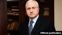 Գյուղատնտեսության նախարար Սերգո Կարապետյան